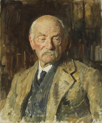 Lot 181 - Reginald Grenville Eves RA (1876-1941)