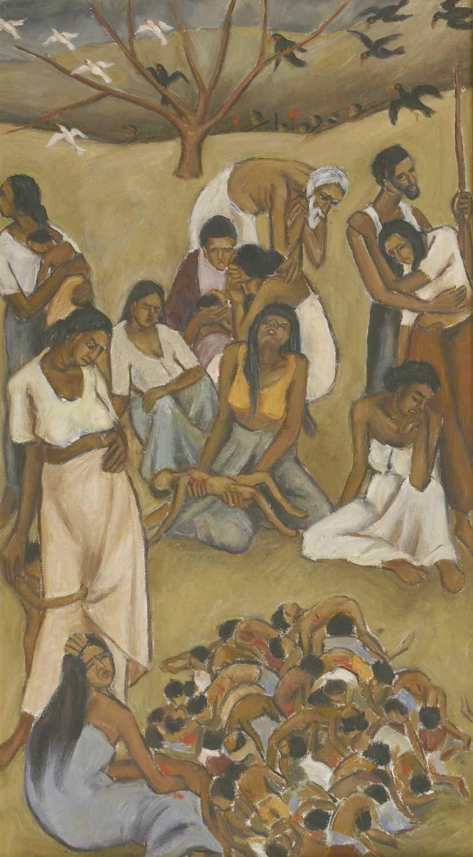 784 - Richard Gabriel (Sri Lankan, 1924-2016)
