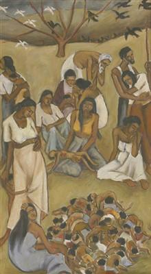 Lot 784 - Richard Gabriel (Sri Lankan, 1924-2016)