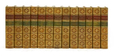 Lot 93 - Bulwer-Lytton, E: 26 volumes of the works