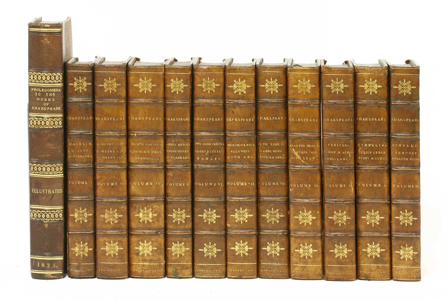 Lot 87 - Shakespeare: The Plays of Shakespeare