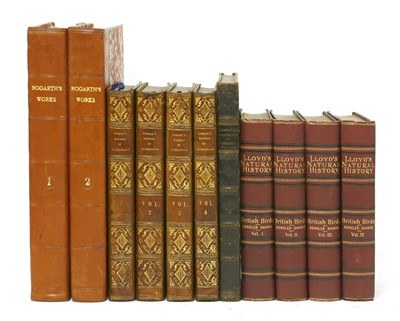 Lot 85 - 1- Storer, J: History and antiquities of the cathedral churches of Great Britain