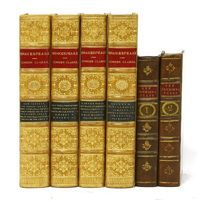 Lot 79 - 1- Ben Johnson's Plays in Two Vols.