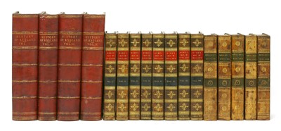 Lot 66 - Hume & Smollett: The History of England