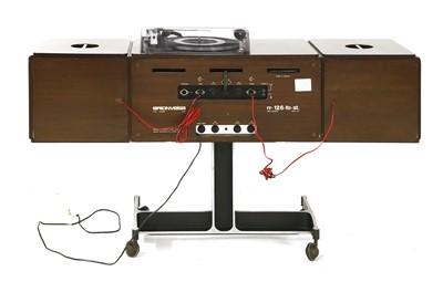 Lot 205-An RR126 Radiofonografo