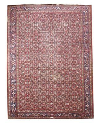 Lot 46-A Persian Mahal carpet