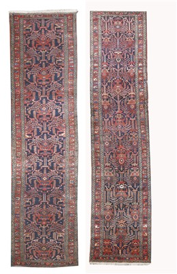 Lot 112 - A pair of North West Persian runners