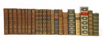 Lot 62 - Fine Binding: Thirty-two various volumes