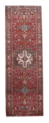 Lot 18-A North West Persian Heriz runner