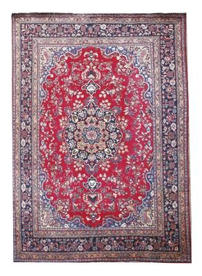 Lot 176 - A Mashed carpet