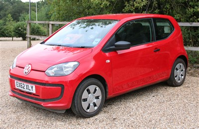 Lot 1-A VW 'AA' 3 door hatchback, Red