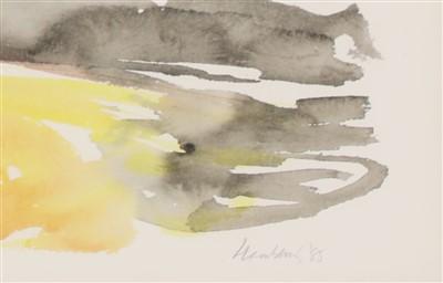 Lot 29-*Maggi Hambling (.b.1945)
