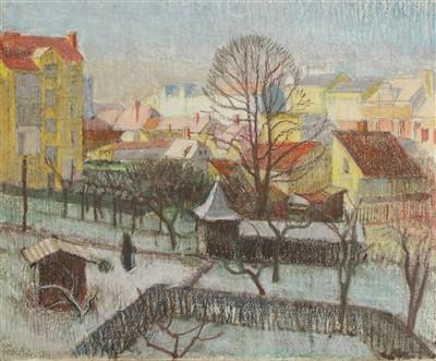 Lot 2-*John Aldridge RA (1905-1983)