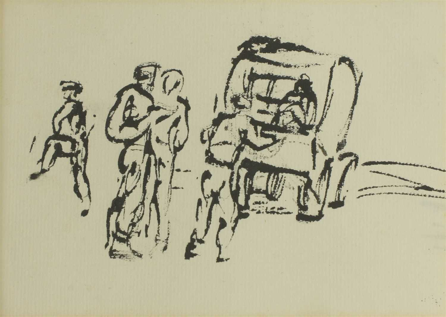 Lot 10-Thomas Hennell (1903-1945)