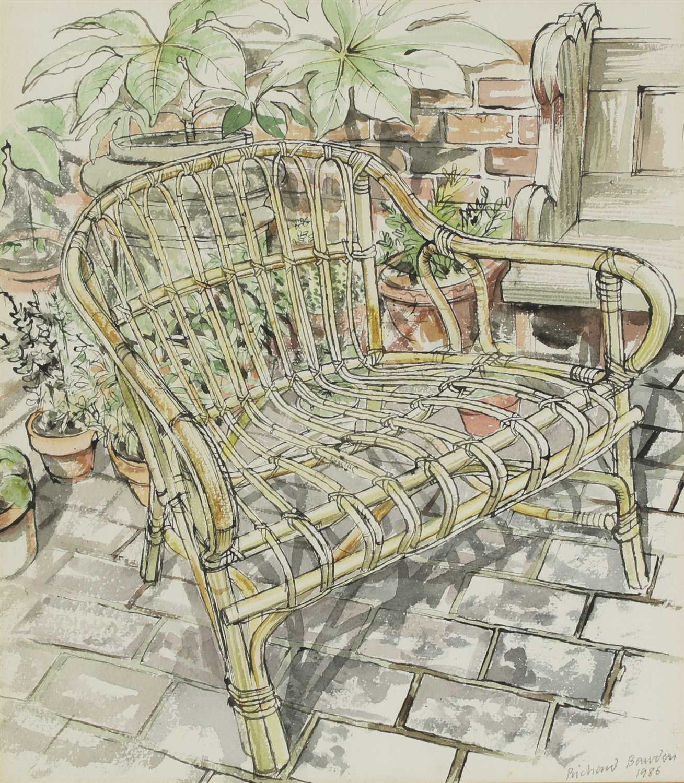 Lot 6-*Richard Bawden (b.1936)