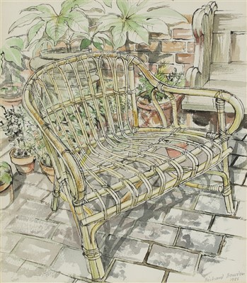 Lot 6-*Richard Bawden (b.1936)