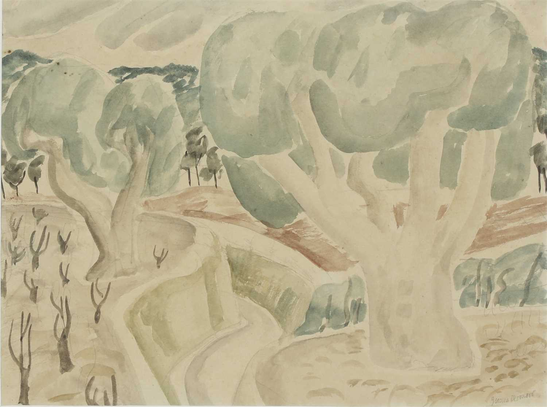 Lot 17-Jessica Dismorr (1885-1939)