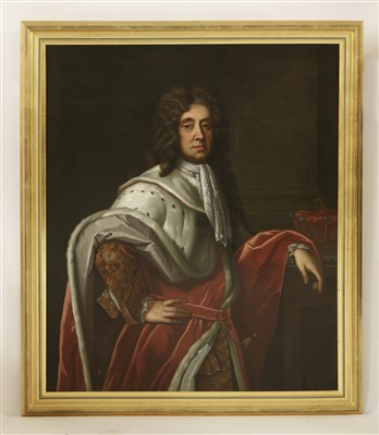 Lot 6-Circle of Michael Dahl (Swedish, 1659-1743)