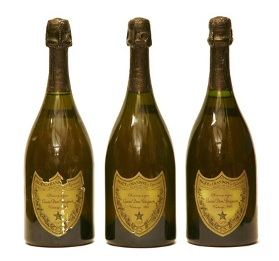 Lot 25-Moët & Chandon, Dom Pérignon, 1983, three bottles