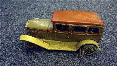 Lot 217 - A collection of 1930s and later toys