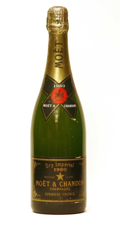 Lot 31-Moët & Chandon, Dry Imperial, 1980, one bottle