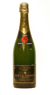Lot 31-Moët & Chandon, Dry Imperial, 1980, one bottle