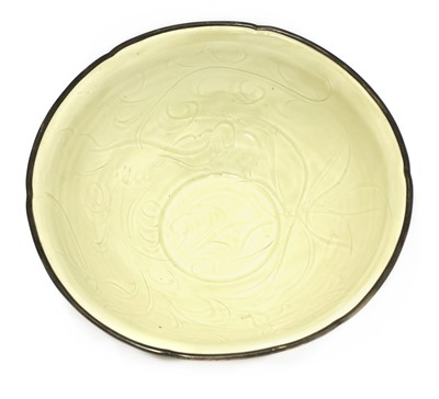 Lot 315-A Chinese Ding ware bowl