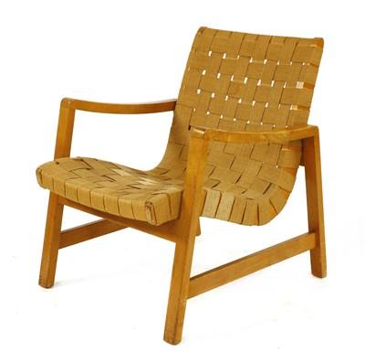 Lot 456 - A 652 armchair