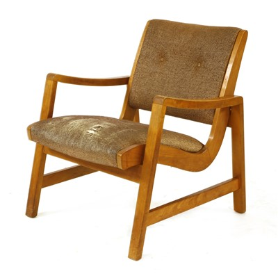 Lot 455 - A 652 U1/2 armchair