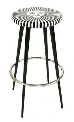 Lot 467-A 'Sun' stool