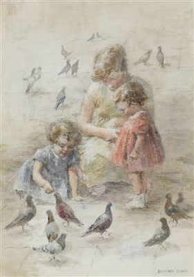 Lot 45-*Dorothea Sharp (1874-1955)