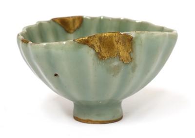 Lot 7-A Chinese celadon tea bowl