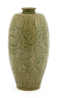Lot 4-A Chinese Yaozhou ware vase