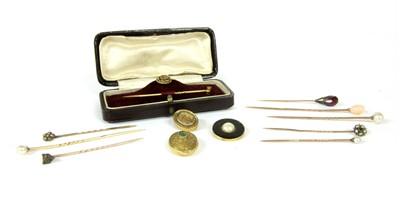 Lot 3-A quantity of stick pins