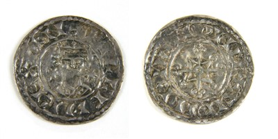 Lot 16-Coins, Great Britain, William I (1066-1087)