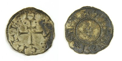 Lot 8-Coins, Great Britain, Viking Kingdom of York Cnut, (895-920)