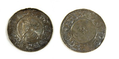 Lot 9-Coins, Great Britain, Late Anglo Saxon coinage, Aethelred II (978-1016)