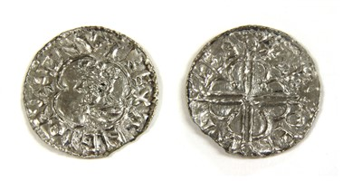 Lot 10-Coins, Great Britain, Late Anglo-Saxon Coinage, Cnut (1016-1035)