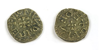 Lot 7-Coins, Great Britain, Bishop Wigmund of York (837-849)