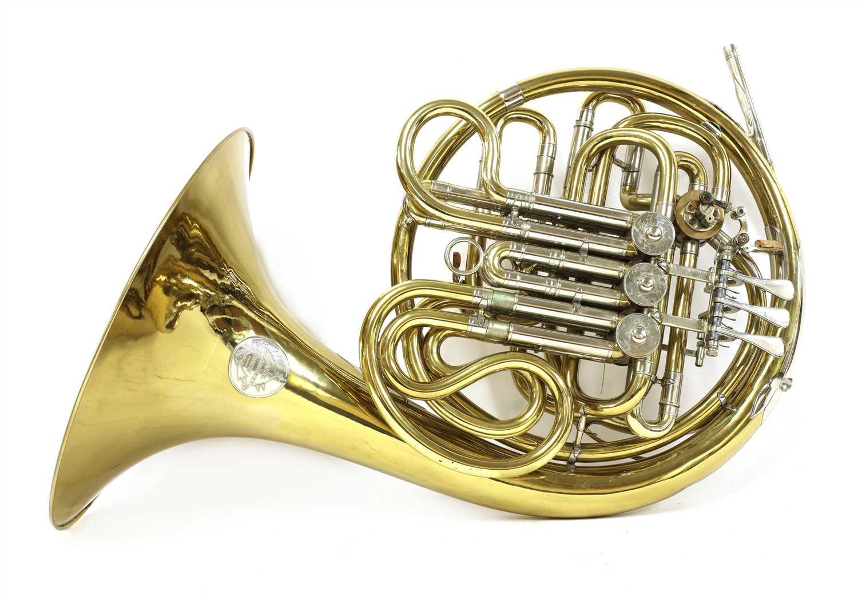 Lot 214-A Gebruder Alexander of Mainz French horn