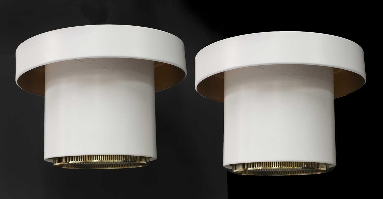 Lot 234 - A pair of 'A201' pendant lights