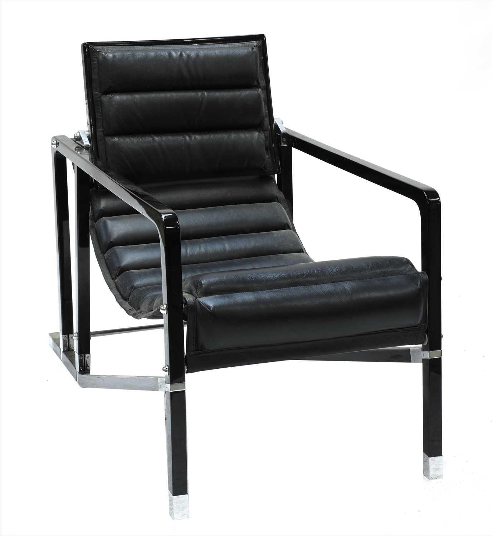 Lot 277 - A Transat armchair