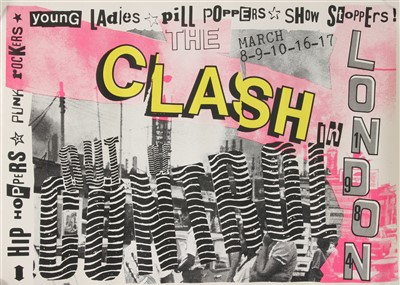 Lot 35-'THE CLASH: IN LONDON'