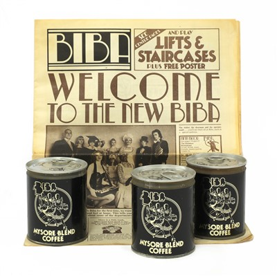 Lot 38-A collection of Biba items