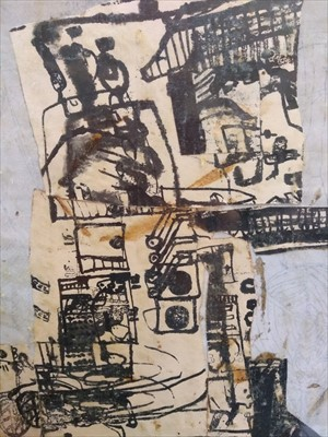 Lot 216 - *Sir Eduardo Paolozzi RA (1924-2005)