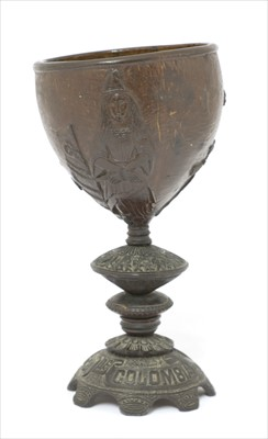 Lot 33-COCONUT CUP