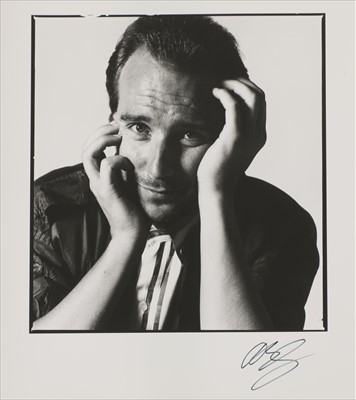 Lot 16-*DAVID BAILEY (b.1938)