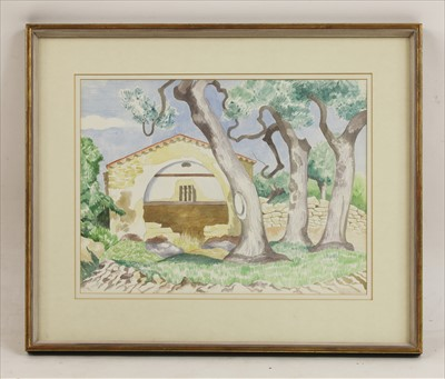 Lot 12-*John Nash RA (1893-1977)