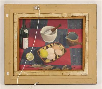 Lot 19-*Joan Warburton (1920-1996)