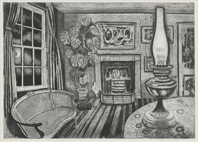 Lot 27-*Richard Bawden (b.1936)